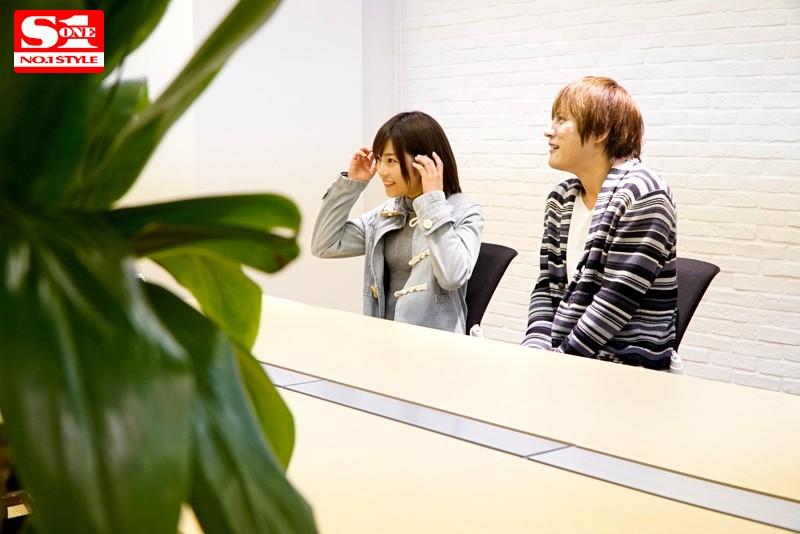 1年間掛かりでAV出演を口説いたキ・セ・キの逸材 普通の女の子がAVデビューするまでの365日密着リアルドキュメント-1