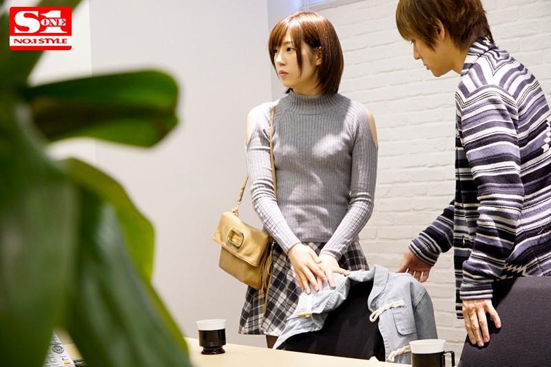 1年間掛かりでAV出演を口説いたキ・セ・キの逸材 普通の女の子がAVデビューするまでの365日密着リアルドキュメント-3